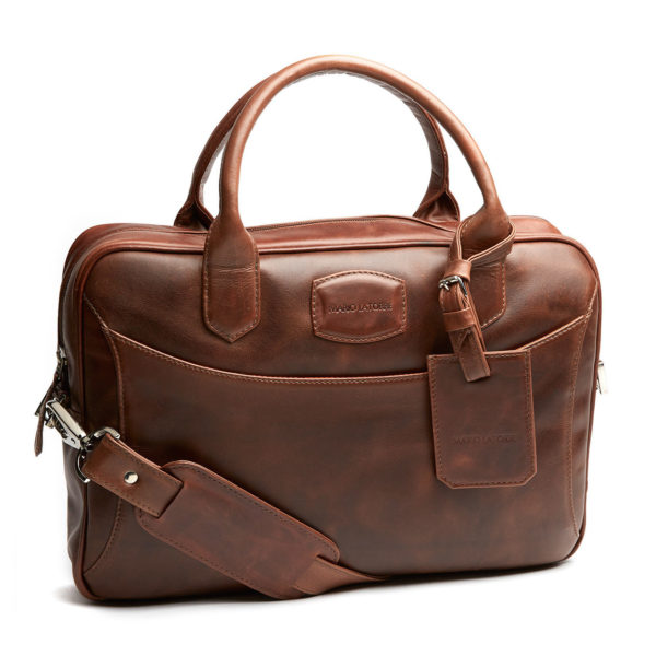 EXECUTIVE CARRIER LIGHT BROWN