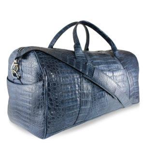 Alligator Bag blue