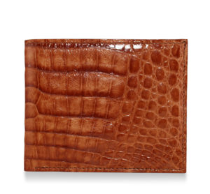 Alligator Wallet Honey