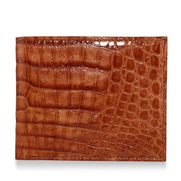 Alligator Wallet Honey