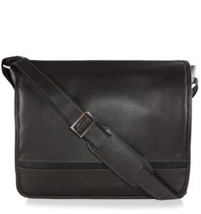 Brown Verona Messenger Bag